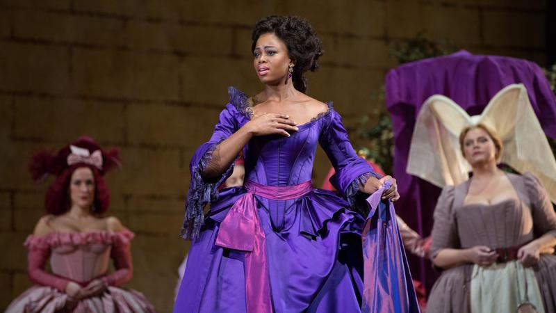 Met Opera main character