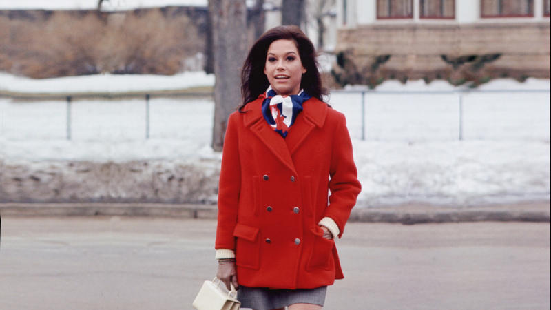 Mary Tyler Moore in the 1960s