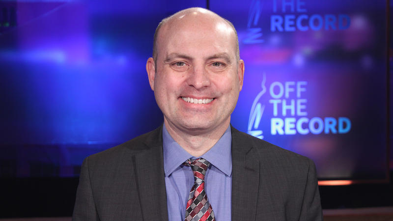 Scott Hagerstrom, MI Trump Campaign Chair, appearing on Off the Record with Tim Skubick.