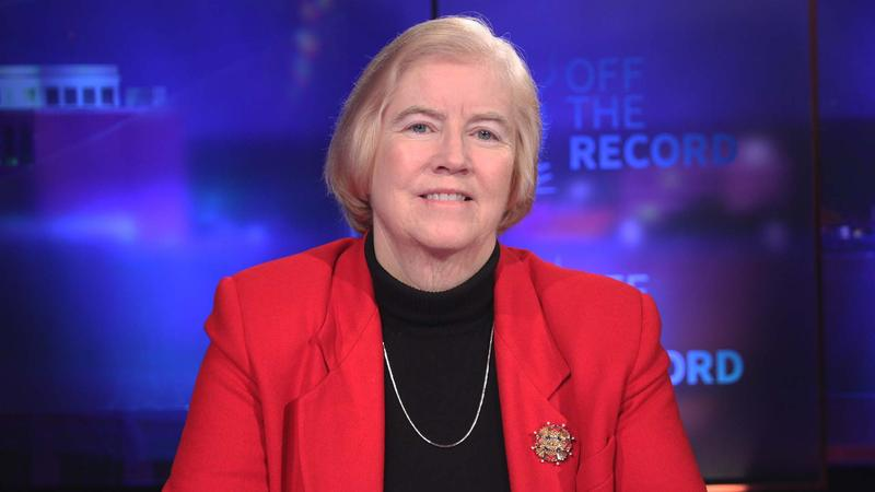 Former GOP  Congresswoman Candice Miller appearing on Off the Record with Tim Skubick.