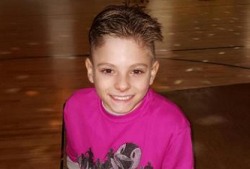 nine-year-old Jace Landon Lyon