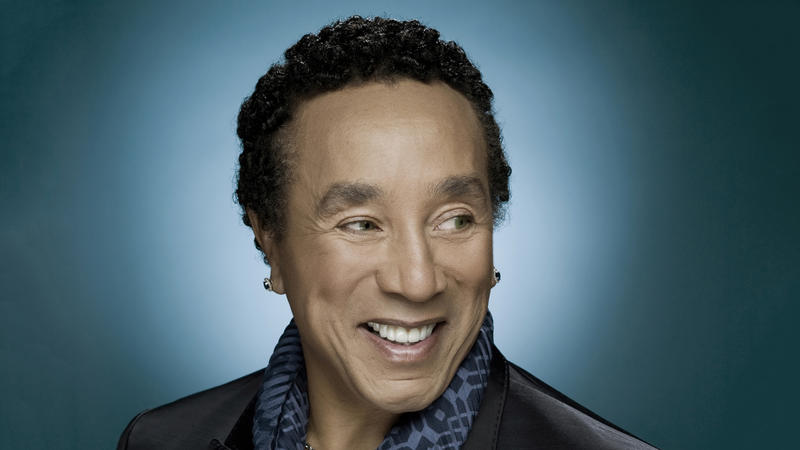 Smokey Robinson, the 2016 recipient of The Library of Congress Gershwin Prize for Popular Song.