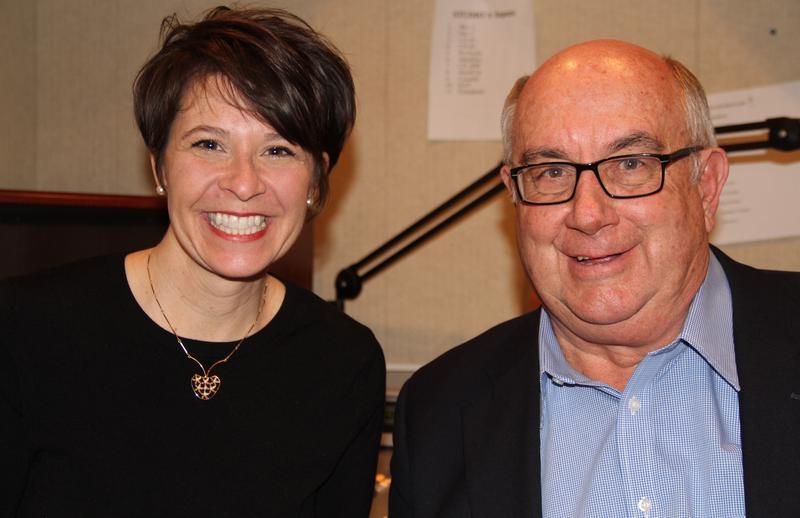 Sally Talberg, Kirk Heinze