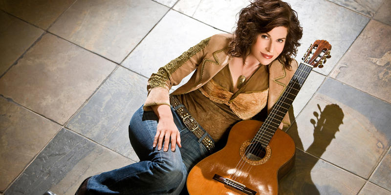 Guitarist Sharon Isbin