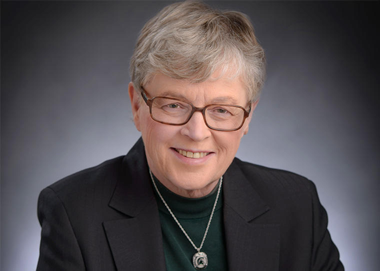 Lou Anna Simon photo