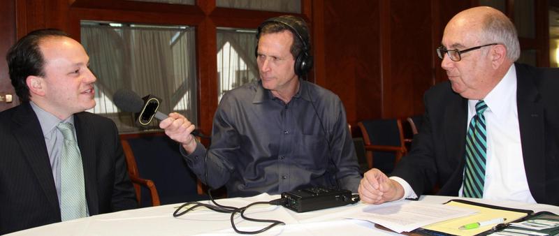 Matt Grossmann, Russ White, Kirk Heinze