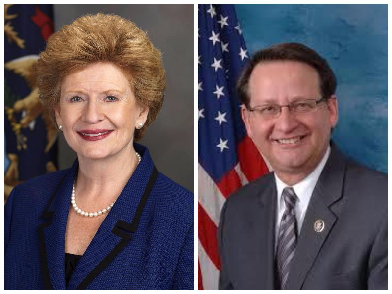 U.S. Senators Stabenow and Peters