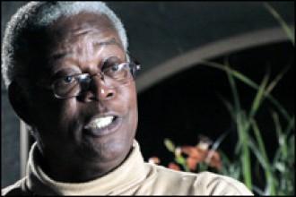 WMU professor emeritus Benjamin Wilson