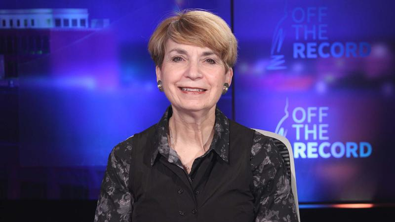 Gilda Jacobs from the Michigan League for Public Policy appearing on Off the Record with Tim Skubick.