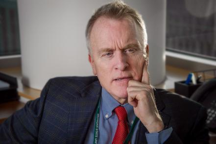 MSU College of Human Medicine's Bengt Arnetz