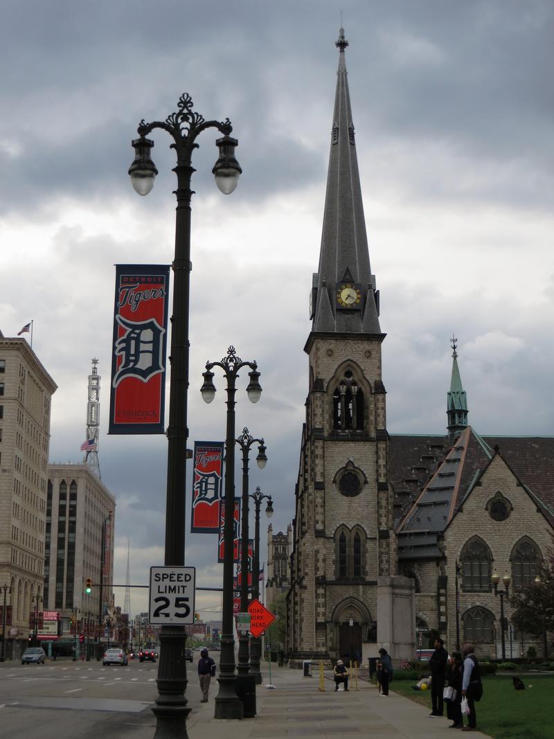 church in Detroit