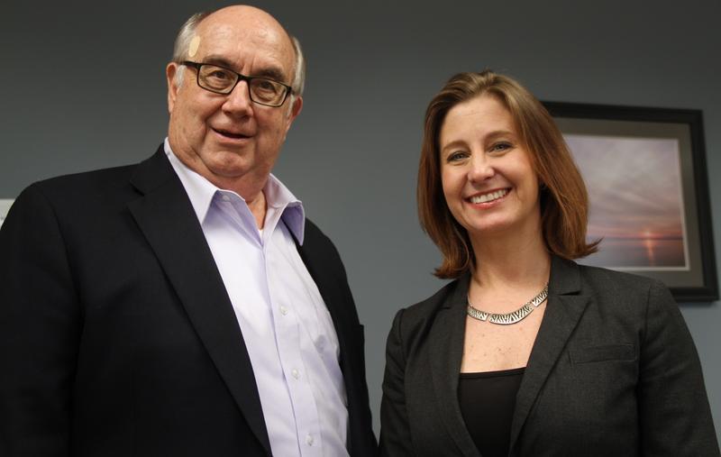 Kirk Heinze, Jennifer McKay