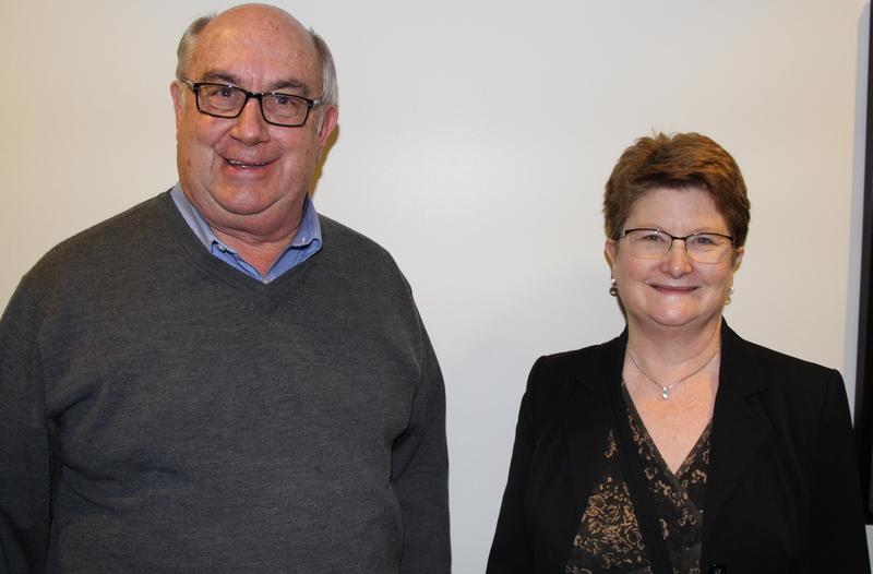 Kirk Heinze, Mary Robinson