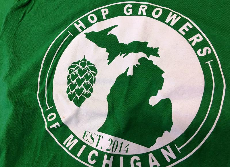michigan hops logo