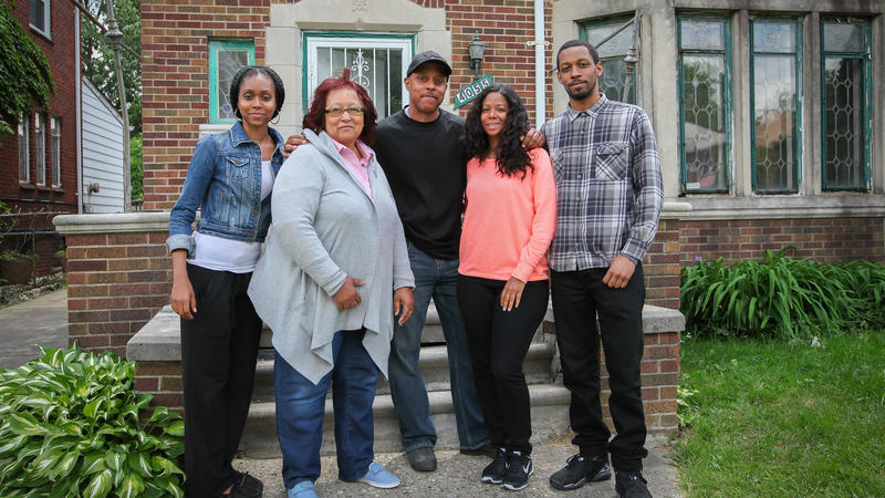 "In Detroit, Michigan, where terms like ""bankrupt"" and ""deserted"" are out and ""revitalization"" is in, this family plans to renovate an abandoned home themselves."