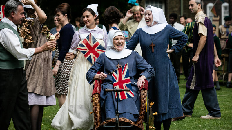 Call The Midwife: celebration