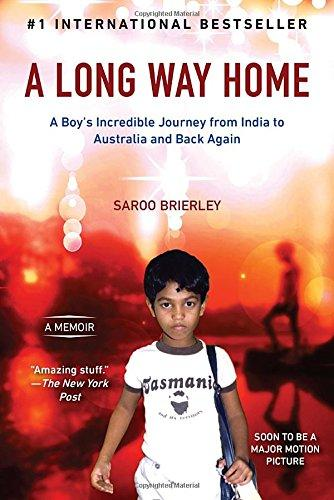 'A Long Way Home' book cover