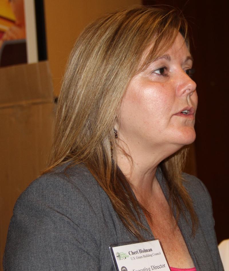 Cheri Holman