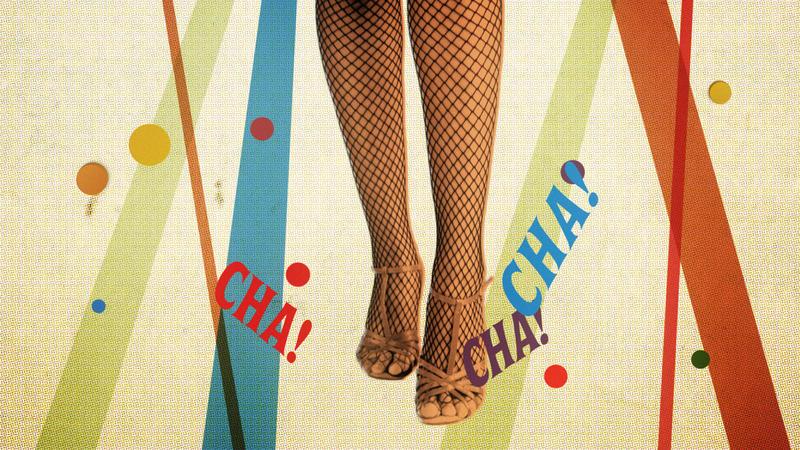 Latin Music USA: Cha cha feet title image