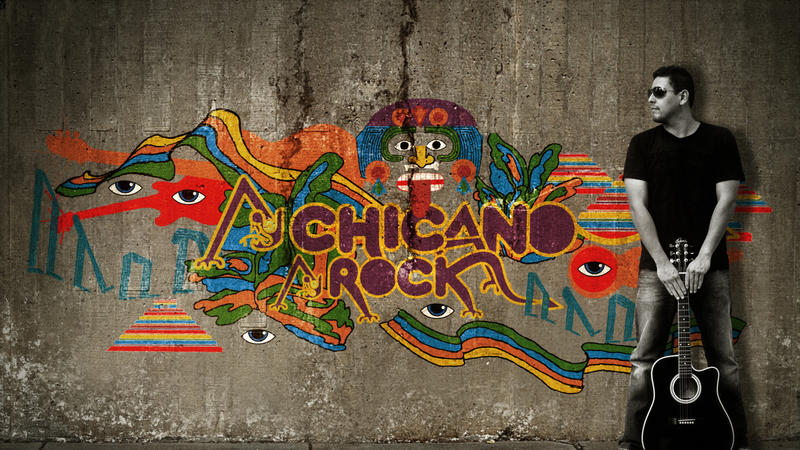 Latin Music USA: Chicano Wave wall image