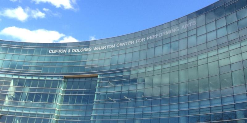 The Wharton Center