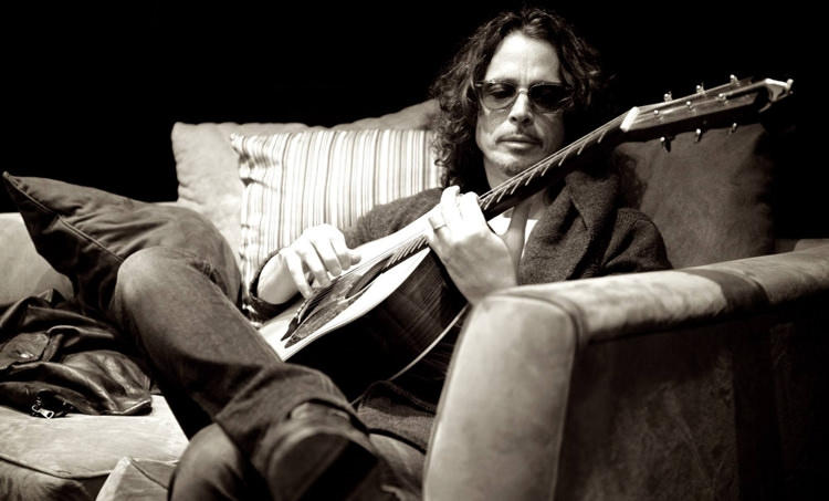 Chris Cornell, Soundgarden band singer