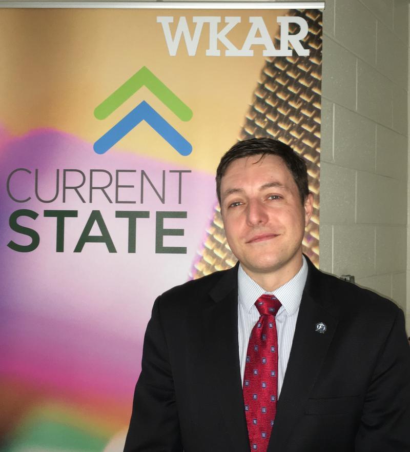 Justin Sheehan, Executive Director of Lansing Promise