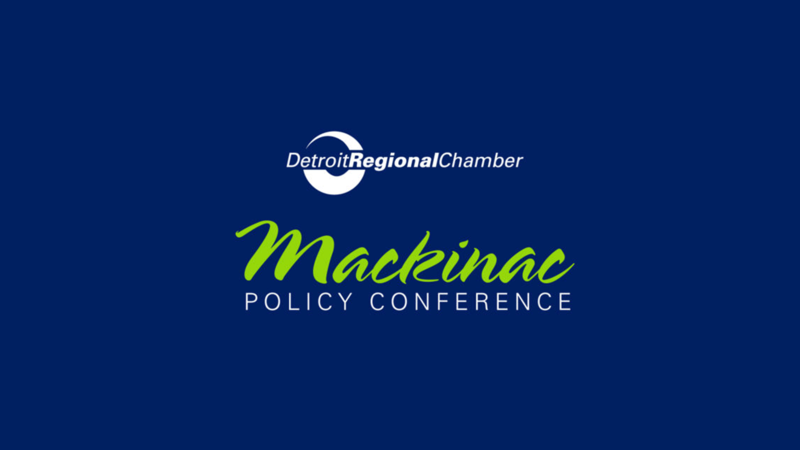 Mackinac Policy Conference logo