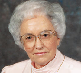 Sister Nadine Foley