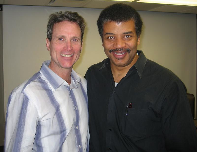 Russ White, Neil deGrasse Tyson