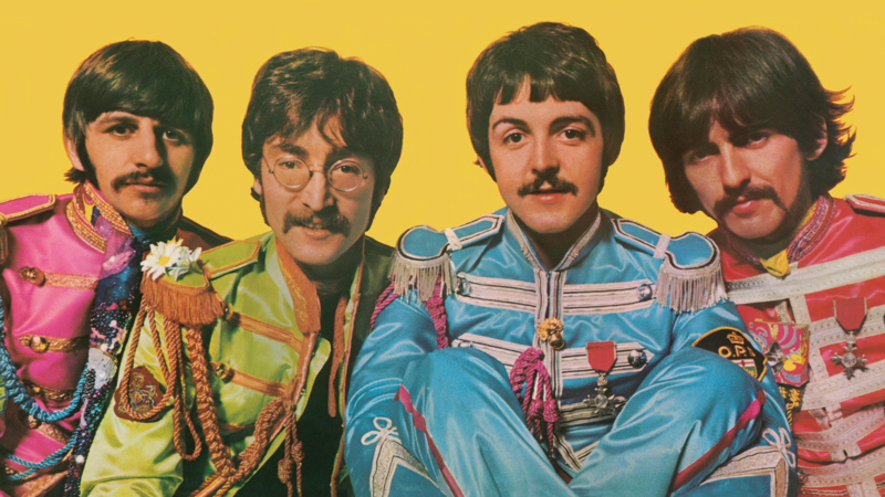 Beatles' Sgt. Pepper's Lonely Hearts Club Band