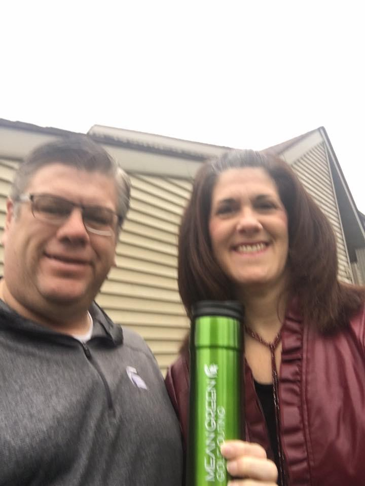 WKAR listeners Chuck & Joann Schofield