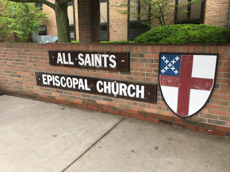 All Saints Episcopal Church in East Lansing