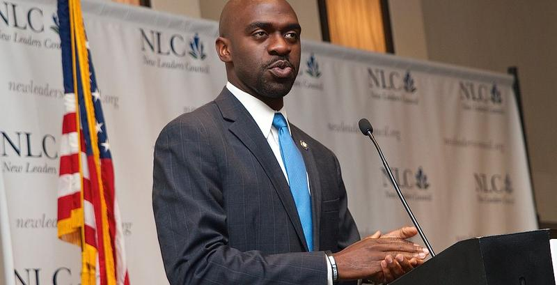 Michael Blake, national vice chairman of the Democratic National Committee