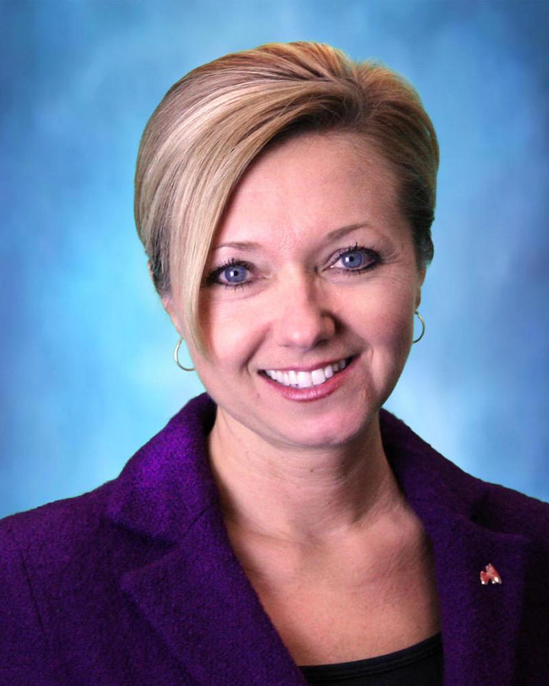 Grand Rapids Mayor Rosalynn Bliss