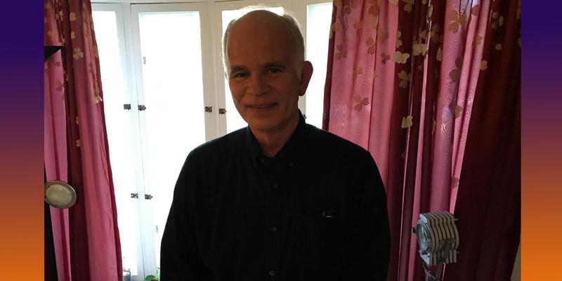 Lansing playwright Terry Palczewski