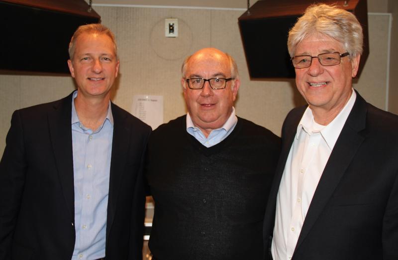 Tim Schultz, Kirk Heinze, Dennis Schultz