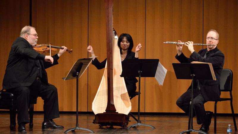 Harp-trio