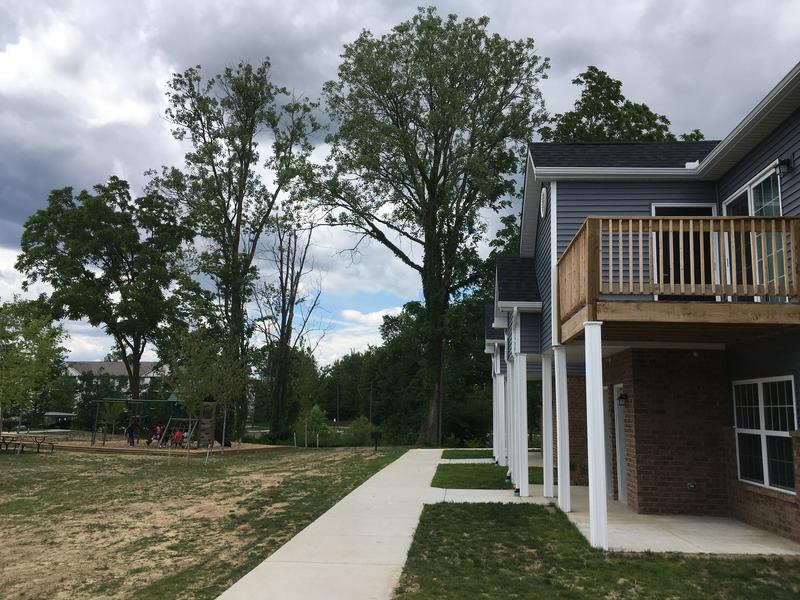 Prestwick Village Apartments in Holt opened in June 2017.