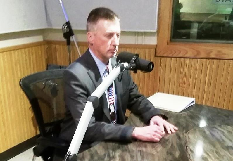 Tuscola County Prosecuting Attorney Mark Reene