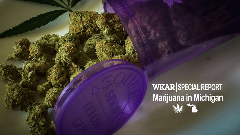 WKAR Special Report: Marijuana in Michigan