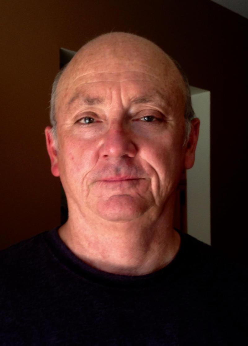 Rod Sanford Portrait