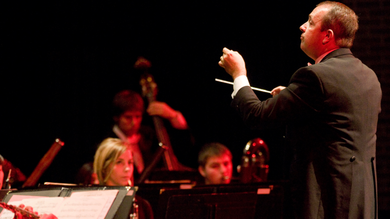 Conductor Kevin Sedatole