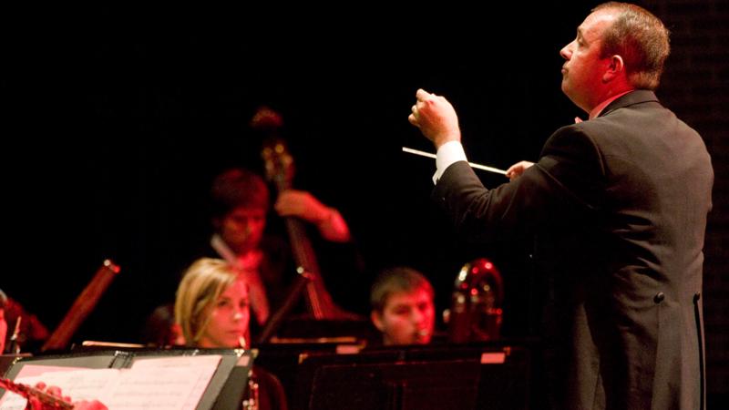 Conductor Kevin Sedatole
