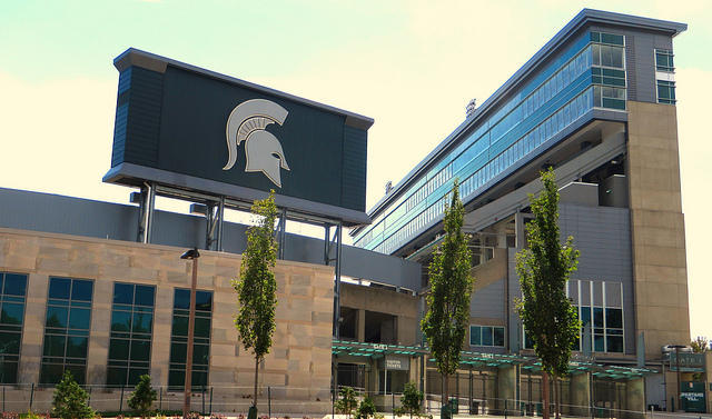 Spartan Stadium North Gate