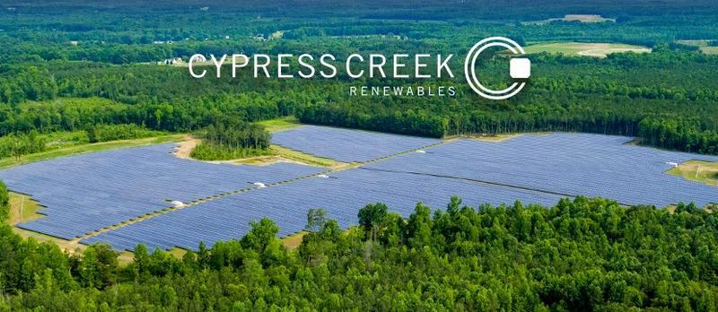 Cypress Creek Renewables.