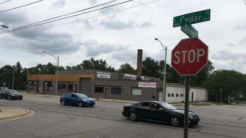 S Cedar St. and Denver Ave.
