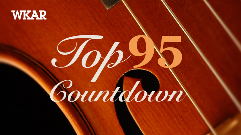 WKAR Top 95 Countdown