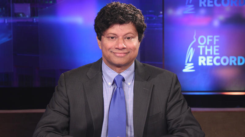 Shri Thanedar,(D) Candidate for Governor appearing on Off the Record with Tim Skubick.
