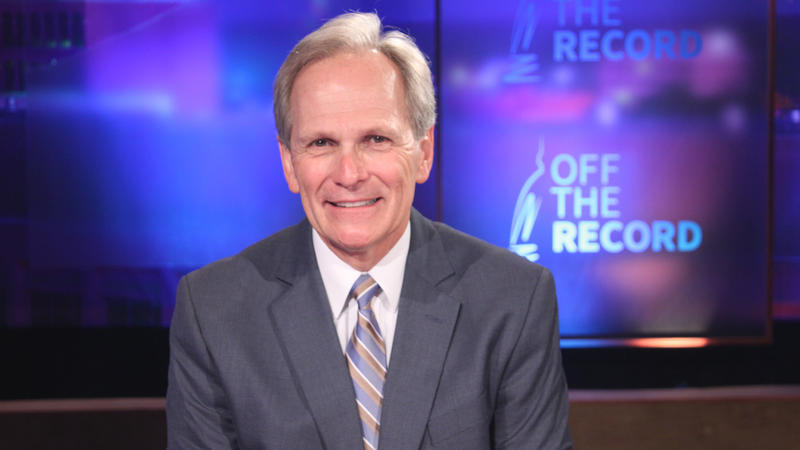 Steve Spreitzer appearing on Off the Record with Tim Skubick.